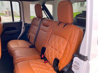 2019 Jeep Wrangler Unlimited V6 CUSTOM LIFTED LEATHER SAHARA HARDTOP OCD DV8   Plant City Florida  Bayshore Automotive   in Plant City, Florida