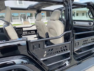 2019 Jeep Wrangler Unlimited BLACK BEAST LIFTED SAHARA LEATHER HARDTOP V6  Plant City Florida  Bayshore Automotive   in Plant City, Florida