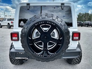 2019 Jeep Wrangler Unlimited V6 SAHARA WHITE-OUT LIFTED LEATHER 35s  Plant City Florida  Bayshore Automotive   in Plant City, Florida
