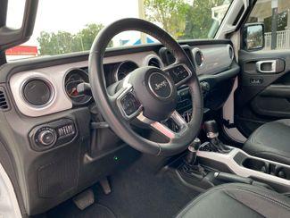 2019 Jeep Wrangler Unlimited WHITE-OUT V6 SAHARA LEATHER 35s MOTO METALS  Plant City Florida  Bayshore Automotive   in Plant City, Florida