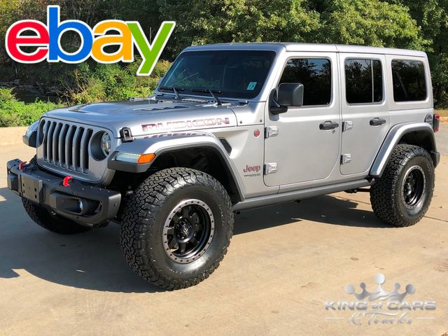 2019 Jeep Wrangler Unlimited RUBICON 4X4 LOADED 3K MILE LIKE NEW MINT