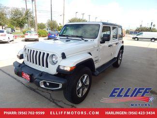 2019 Jeep Wrangler Unlimited Sahara in Harlingen, TX 78550