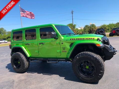 2019 Jeep Wrangler Unlimited RUBICON TURBO MOJITO LEATHER HARDTOP GRUMPER in , Florida
