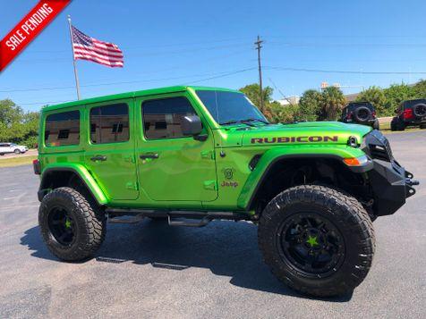 2019 Jeep Wrangler Unlimited RUBICON TURBO MOJITO LEATHER HARDTOP GRUMPER in , Florida
