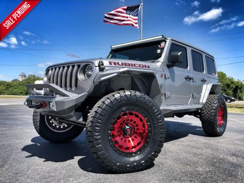 2019 Jeep Wrangler Unlimited TURBO SKYTOP RUBICON ROAD ARMOR LEATHER 38