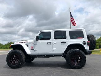 2019 Jeep Wrangler Unlimited TURBO RUBICON JL LIFTED LEATHER 37s HARDTOP   Florida  Bayshore Automotive   in , Florida