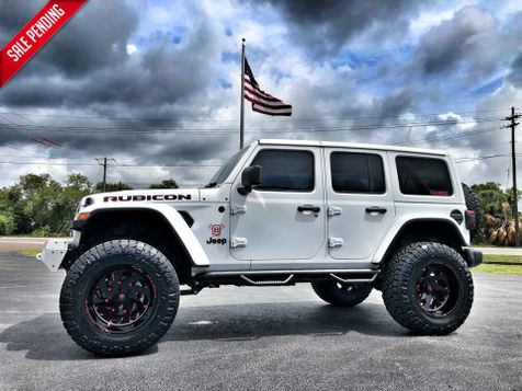 2019 Jeep Wrangler Unlimited TURBO RUBICON JL LIFTED LEATHER 37