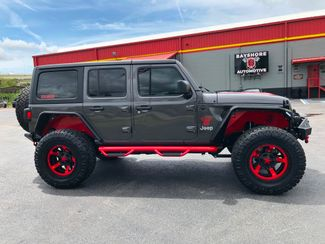 2019 Jeep Wrangler Unlimited CUSTOM LIFTED HARDTOP LEATHER 37s ROAD ARMOR   Florida  Bayshore Automotive   in , Florida