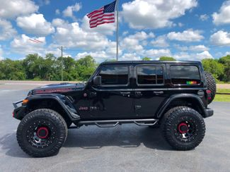 2019 Jeep Wrangler Unlimited TURBO RUBICON HARDTOP LEATHER LIFTED 37s   Florida  Bayshore Automotive   in , Florida