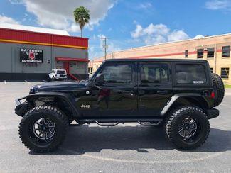 2019 Jeep Wrangler Unlimited SPORT V6 LIFTED LEATHER HARDTOP MICKEY DV8   Florida  Bayshore Automotive   in , Florida