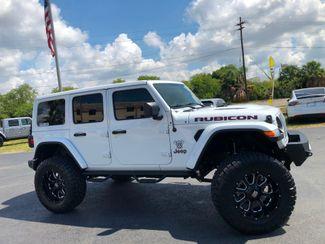 2019 Jeep Wrangler Unlimited CUSTOM LIFTED RUBICON LEATHER HARDTOP 37s   Florida  Bayshore Automotive   in , Florida