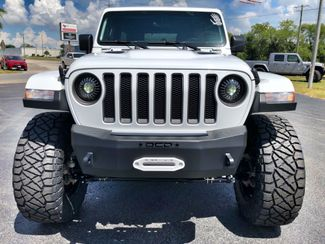 2019 Jeep Wrangler Unlimited CUSTOM LIFTED RUBICON LEATHER HARDTOP 37s   Florida  Bayshore Automotive   in , Florida
