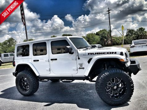 2019 Jeep Wrangler Unlimited CUSTOM LIFTED RUBICON LEATHER HARDTOP 37