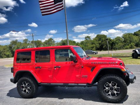 2019 Jeep Wrangler Unlimited RUBICON JL FIRECRACKER RED COLORED HARDTOP in , Florida