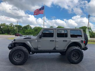 2019 Jeep Wrangler Unlimited STINGRAY CUSTOM HARDTOP LEATHER 38s DV8   Florida  Bayshore Automotive   in , Florida