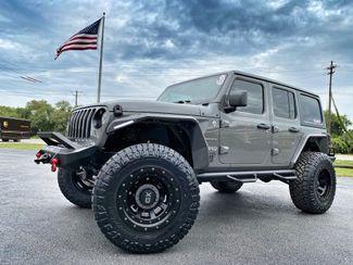 2019 Jeep Wrangler Unlimited STINGRAY TURBO SAHARA LEATHER HARDTOP 38s   Florida  Bayshore Automotive   in , Florida