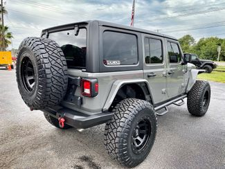 2019 Jeep Wrangler Unlimited STINGRAY TURBO SAHARA LEATHER HARDTOP 38s   Florida  Bayshore Automotive   in , Florida