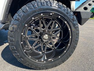 2019 Jeep Wrangler Unlimited TURBO LIFTED SAHARA LEATHER HARDTOP   Plant City Florida  Bayshore Automotive   in Plant City, Florida