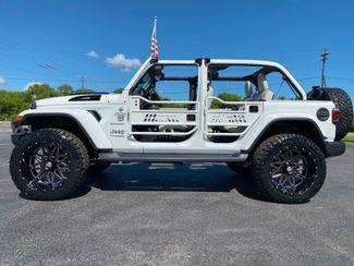 2019 Jeep Wrangler Unlimited TURBO LIFTED SAHARA LEATHER HARDTOP   Plant City Florida  Bayshore Automotive   in Plant City, Florida