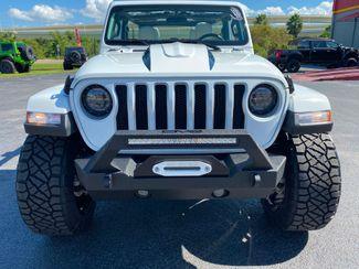 2019 Jeep Wrangler Unlimited TURBO LIFTED SAHARA LEATHER HARDTOP    Florida  Bayshore Automotive   in , Florida