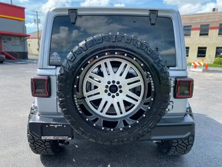 2019 Jeep Wrangler Unlimited TURBO LIFTED EATHER SAHARA HARDTOP 35s   Florida  Bayshore Automotive   in , Florida