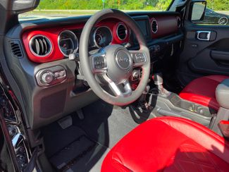 2019 Jeep Wrangler Unlimited RUBICON CUSTOM LEATHER FAB FOUR FUEL TURBO   Florida  Bayshore Automotive   in , Florida