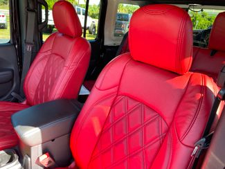 2019 Jeep Wrangler Unlimited RUBICON CUSTOM LEATHER FAB FOUR FUEL TURBO   Florida  Bayshore Automotive   in , Florida