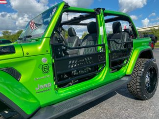 2019 Jeep Wrangler Unlimited BAD FROG SAHARA LIFTED LEATHER HARDTOP   Florida  Bayshore Automotive   in , Florida