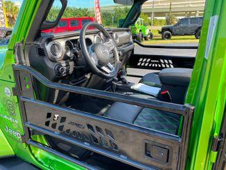 2019 Jeep Wrangler Unlimited MOJITO SAHARA HARDTOP NAV ALPINE    Florida  Bayshore Automotive   in , Florida