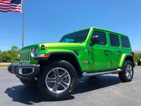 2019 Jeep Wrangler Unlimited MOJITO SAHARA HARDTOP NAV ALPINE  in , Florida