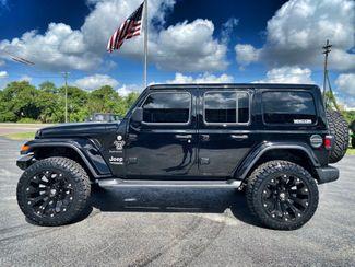 2019 Jeep Wrangler Unlimited BLACKOUT CUSTOM SAHARA LEATHER HARDTOP NAV    Florida  Bayshore Automotive   in , Florida