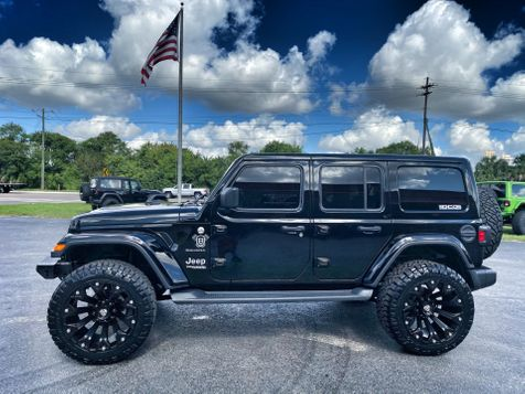 2019 Jeep Wrangler Unlimited BLACKOUT CUSTOM SAHARA LEATHER HARDTOP NAV  in , Florida