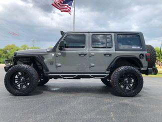 2019 Jeep Wrangler Unlimited CUSTOM LIFTED LEATHER HARDTOP FUEL DV8 OCD   Florida  Bayshore Automotive   in , Florida