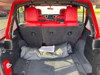 2019 Jeep Wrangler Unlimited CUSTOM LIFTED LEATHER HARDTOP TURBO SAHARA   Florida  Bayshore Automotive   in , Florida
