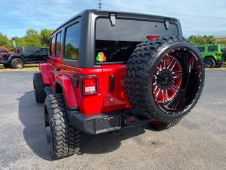 2019 Jeep Wrangler Unlimited CUSTOM LIFTED LEATHER HARDTOP TURBO SAHARA   Florida  Bayshore Automotive   in , Florida
