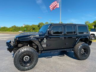 2019 Jeep Wrangler Unlimited CUSTOM LIFTED LEATHER 38s XD NITTO OCD DV8  Plant City Florida  Bayshore Automotive   in Plant City, Florida