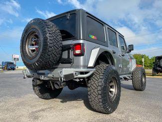 2019 Jeep Wrangler Unlimited CUSTOM LIFTED LEATHER DV8 OCD N-FAB NITTO   Florida  Bayshore Automotive   in , Florida