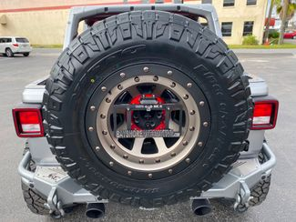 2019 Jeep Wrangler Unlimited CUSTOM LIFTED LEATHER DV8 OCD N-FAB NITTO   Florida  Bayshore Automotive   in , Florida