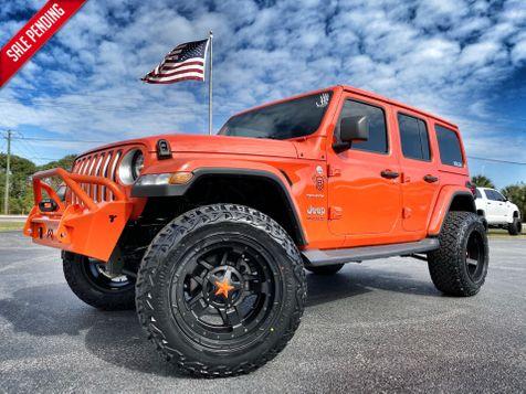 2019 Jeep Wrangler Unlimited Sahara in , Florida