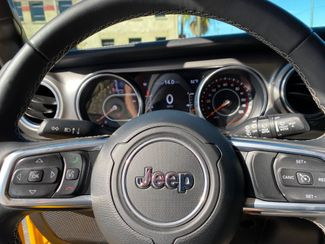 2019 Jeep Wrangler Unlimited HELLA YELLA CUSTOM LIFTED LEATHER SAHARA   Florida  Bayshore Automotive   in , Florida