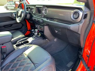 2019 Jeep Wrangler Unlimited AGENT ORANGE CUSTOM LIFTED SAHARA LEATHER    Florida  Bayshore Automotive   in , Florida