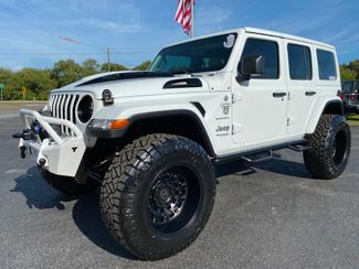 2019 Jeep Wrangler Unlimited HAIL STORM SAHARA LIFTED LEATHER NAV ALPINE   Florida  Bayshore Automotive   in , Florida