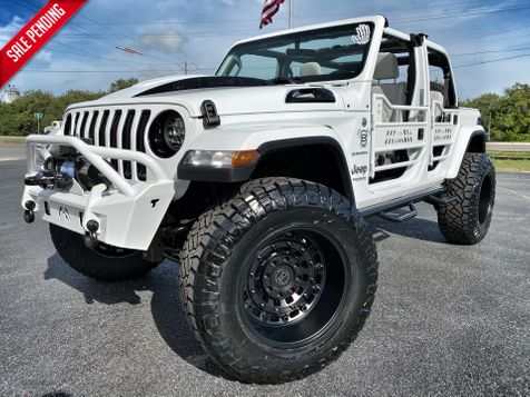 2019 Jeep Wrangler Unlimited HAIL STORM SAHARA LIFTED LEATHER NAV ALPINE in , Florida