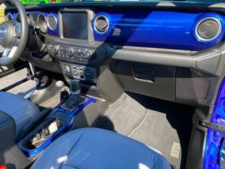 2019 Jeep Wrangler Unlimited CUSTOM LIFTED SAHARA LEATHER NAV FAB FOUR  Plant City Florida  Bayshore Automotive   in Plant City, Florida