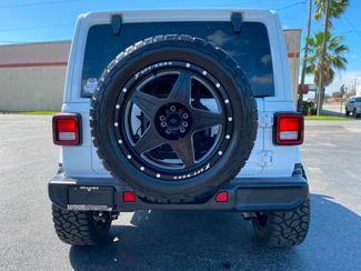 2019 Jeep Wrangler Unlimited CUSTOM LIFTED WHITE-OUT SAHARA LEATHER NAV   Florida  Bayshore Automotive   in , Florida