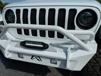 2019 Jeep Wrangler Unlimited CUSTOM LIFTED WHITE-OUT SAHARA LEATHER NAV  Plant City Florida  Bayshore Automotive   in Plant City, Florida