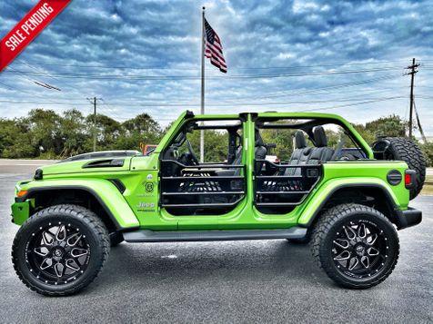 2019 Jeep Wrangler Unlimited CUSTOM MOJITO SAHARA LEATHER NAV ALPINE in , Florida