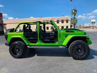 2019 Jeep Wrangler Unlimited HULK CUSTOM LIFTED SAHARA LEATHER HARDTOP OCD   Florida  Bayshore Automotive   in , Florida