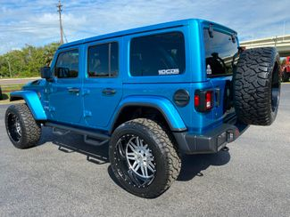 2019 Jeep Wrangler Unlimited BIKINI CUSTOM LIFTED SAHARA LEATHER NAV    Florida  Bayshore Automotive   in , Florida