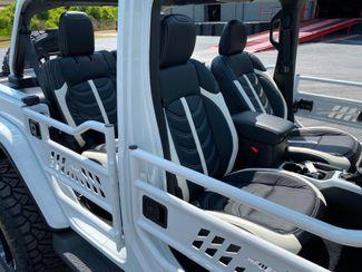 2019 Jeep Wrangler Unlimited WHITEOUT LIFTED LEATHER SAHARA HARDTOP NAV    Florida  Bayshore Automotive   in , Florida